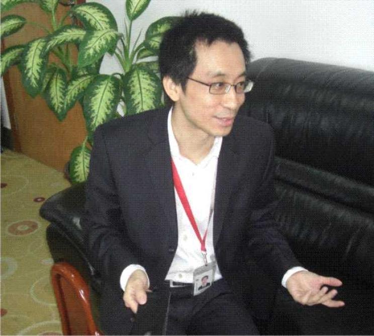 MD, Huawei Nigeria, Mr. Pang Jimin